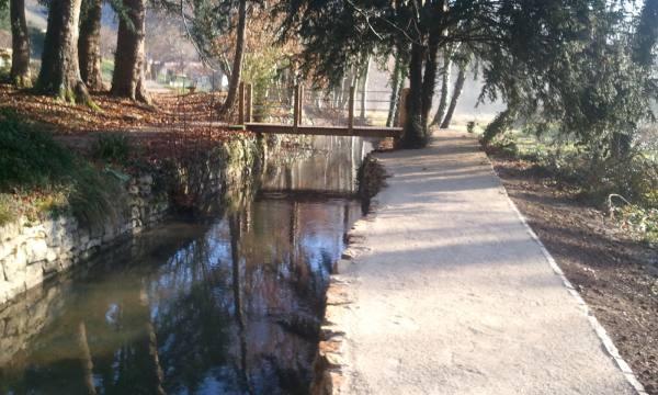 Chantier réalisé: Arboretum de Nanteuil